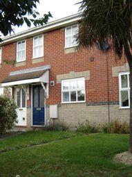 Thumbnail 2 bed terraced house to rent in Fox Lea, Grange Farm, Kesgrave, Ipswich Suffolk