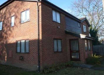 Thumbnail 1 bedroom end terrace house to rent in Mounbatten Close, Slough