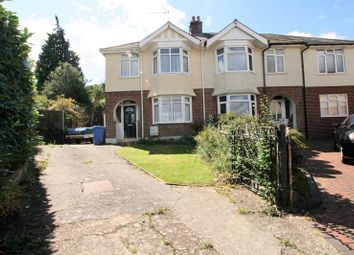 Thumbnail 3 bed semi-detached house for sale in Gordon Road South, Branksome, Poole