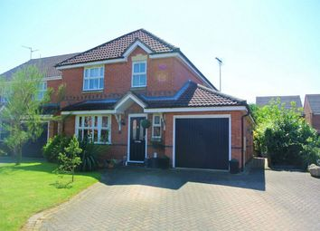 Thumbnail 4 bed detached house for sale in Waggoners Way, Morton, Bourne, Lincolnshire