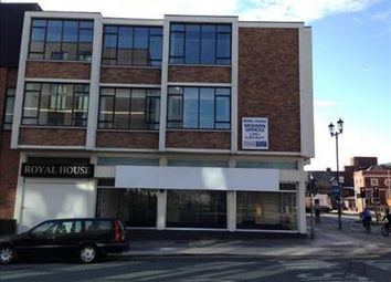 Thumbnail Office to let in Royal House, Delamere Street, Chester