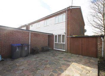 Thumbnail 3 bedroom semi-detached house to rent in Hall Place, Woking