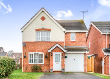 Thumbnail 3 bed detached house for sale in Holly Drive, Ryton On Dunsmore, Coventry