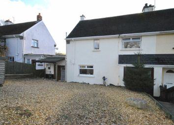 Thumbnail 3 bed terraced house for sale in Ash Park, Parracombe, Barnstaple