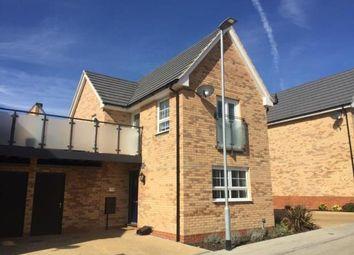 Thumbnail 1 bedroom terraced house for sale in Lucius Lane, Fairfields, Milton Keynes, Bucks