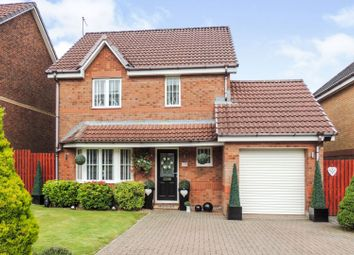Thumbnail 3 bed detached house for sale in Strathblane Drive, Hairmyres, East Kilbride