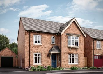 "Thumbnail 4 bedroom detached house for sale in ""The Darlington B"" at Southwell Close, Melton Mowbray"
