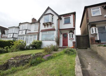 Thumbnail 3 bedroom terraced house for sale in South Norwood Hill, London
