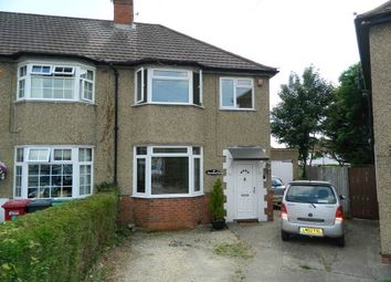 Thumbnail 3 bed end terrace house for sale in Faraday Close, Slough, Berkshire