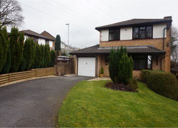 Thumbnail 4 bed detached house for sale in Llys Westfa, Llanelli