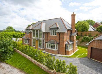 Thumbnail 5 bed detached house for sale in South Farnham, Farnham, Surrey