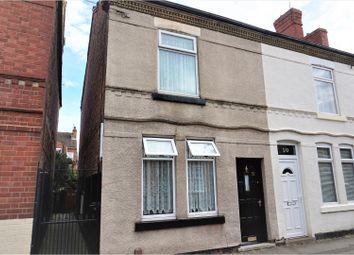 Thumbnail 2 bed semi-detached house for sale in Bennett Street, Long Eaton