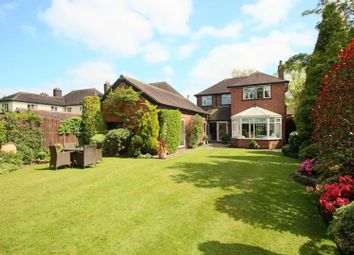 Thumbnail 4 bed detached house for sale in Whitmore Road, Westlands Newcastle