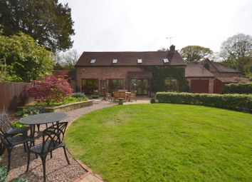 Thumbnail 3 bed detached house for sale in Rhydd, Hanley Castle, Worcester