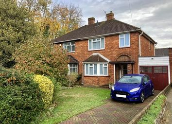 Thumbnail 3 bed semi-detached house for sale in Meadow Way, Stone, Dartford, Kent