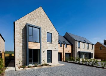 Thumbnail 4 bed semi-detached house for sale in New Houses, Chollerford, Hexham