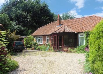 Thumbnail 3 bed detached bungalow for sale in Church Lanes, Harpley