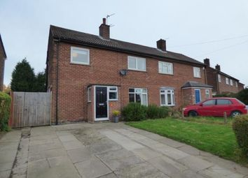 Thumbnail 3 bed semi-detached house for sale in Queensway, Melbourne, Derby, Derbyshire