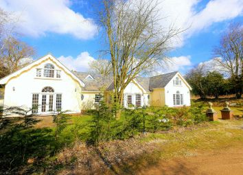 Thumbnail 5 bed detached house to rent in Mongewell Park, Mongewell, Wallingford