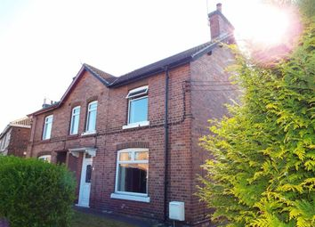 Thumbnail 3 bed semi-detached house for sale in Birch Road, New Ollerton, Nottinghamshire