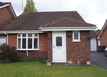 Thumbnail 2 bed detached bungalow for sale in Bagshawe Croft, Erdington, Birmingham