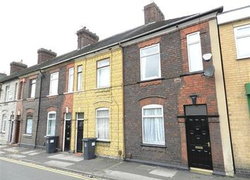 Thumbnail 2 bedroom terraced house to rent in Garden Street, Newcastle, Newcastle-Under-Lyme