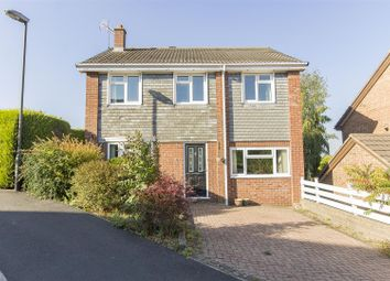 Thumbnail 4 bed detached house for sale in Meadowside Close, Wingerworth, Chesterfield