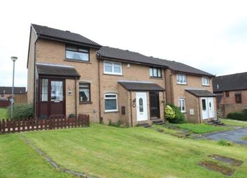 Thumbnail 2 bed end terrace house for sale in Micklehouse Wynd, Baillieston, Glasgow, Lanarkshire