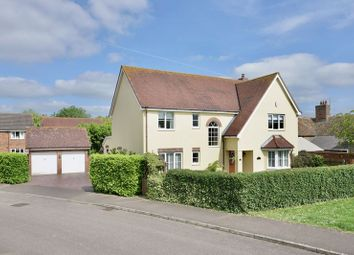 Thumbnail 5 bed detached house for sale in The Grove, Wistow, Huntingdon