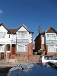 Thumbnail 4 bedroom semi-detached house to rent in Harborough Road, Shirley, Southampton