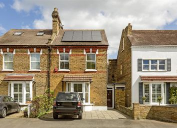 Thumbnail 3 bed semi-detached house for sale in Courthope Villas, London