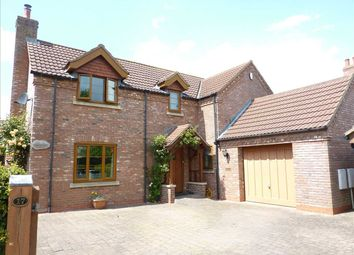 Thumbnail 3 bed detached house for sale in Northfield Close, Tetney, Grimsby