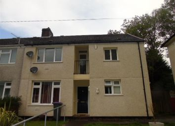 Thumbnail 2 bed flat for sale in Beech Close, Pontnewydd, Cwmbran