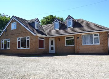 Thumbnail 5 bed detached bungalow for sale in Church Street, Church Gresley, Swadlincote