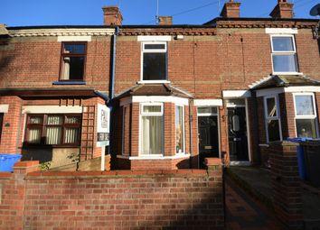 Thumbnail 3 bedroom terraced house for sale in Heath Road, Lowestoft