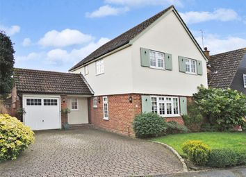 Thumbnail 4 bed detached house for sale in Martingale Close, Billericay