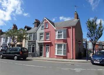 Thumbnail 1 bed semi-detached house to rent in 24A Alexandra Road, Aberystwyth