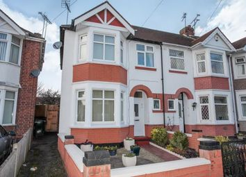 Thumbnail 3 bed end terrace house for sale in Middlemarch Road, Coventry, West Midlands