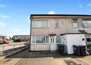Thumbnail 3 bedroom end terrace house for sale in Berecroft, Harlow