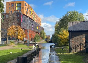 Thumbnail 1 bed flat for sale in Lampwick Lane, Manchester