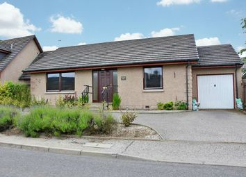 Thumbnail 2 bedroom detached bungalow for sale in Auchleven, Insch, Aberdeenshire