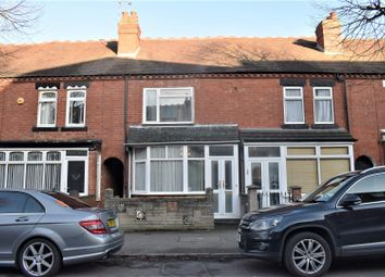 Thumbnail 3 bed terraced house for sale in Marlborough Road, Nuneaton