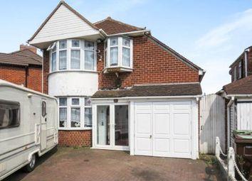 Thumbnail 3 bedroom detached house for sale in Manor Park Road, Castle Bromwich, Birmingham, West Midlands