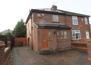 Thumbnail 2 bed semi-detached house for sale in Claycliffe Avenue, Redbrook, Barnsley