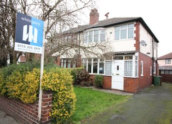 Thumbnail 3 bed semi-detached house for sale in Whitecote Hill, Leeds, West Yorkshire