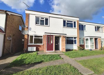 Thumbnail 2 bed flat for sale in Tees Road, Springfield, Chelmsford
