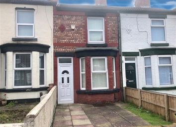 2 bed terraced house for sale in Maybank Road, Tranmere, Birkenhead CH42