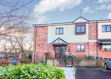 Thumbnail 3 bed semi-detached house to rent in Northumberland Close, Old Trafford, Manchester
