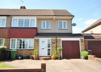 Thumbnail 5 bed semi-detached house for sale in Beehive Road, Goffs Oak, Waltham Cross