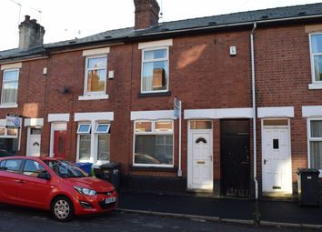 Thumbnail 3 bed terraced house to rent in Arnold Street, Derby